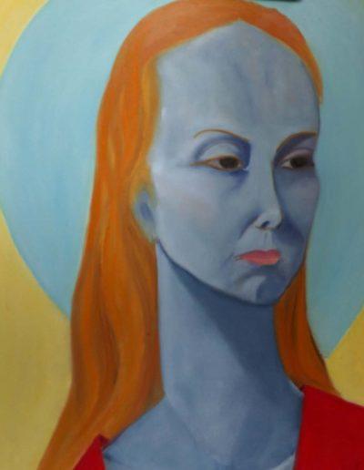 NYC, Botticelli 1 Jen Fowler