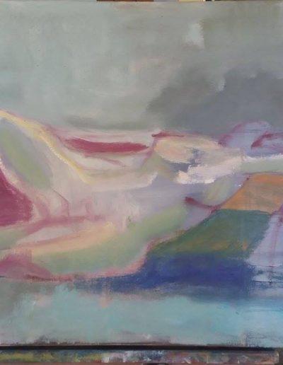 Homage Kees Van Dongen, Vilande Naken Kvinna