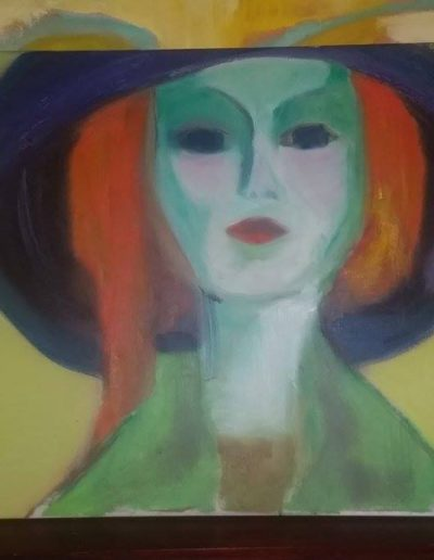 Homage Homage Kees Van Dongen, Portrait of Dolly