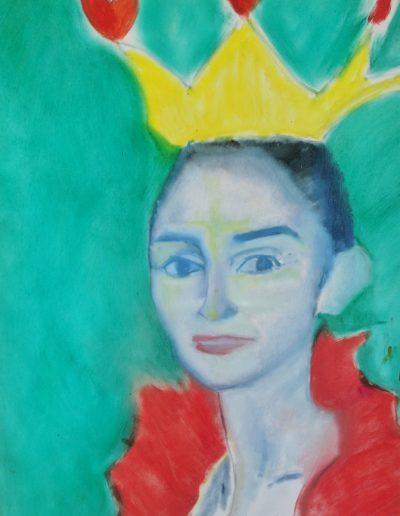 queen xinia